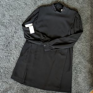 NWT Wilfred RAYLEN dress, BLK S